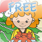 Lily Christmas Edition LITE - Tale & Game for Kids - Learning