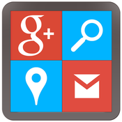 Tabs for Google - Gmail, Google Plus, Maps and Search google maps