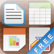 Documents Unlimited Free for iPhone - Office Editor , Word Processor & PDF Reader App