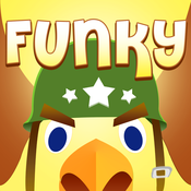 Funky Bird Speed Racing Mania - new virtual speed race game racing speed