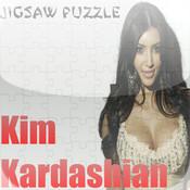 Kim kardashian Jigsaw Puzzle