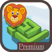 Mazes of animals, cars and dinosaurs games for kids