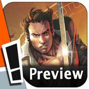 The Prisoner of Zenda - the Graphic Novel - Preview graphic novel preview