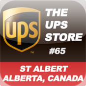 UPS Store 65 St Albert Alberta