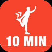10 Minute Stretch Calisthenics Challenge : Full Fitness exercise workout trainer and fitness buddy, home, on-the-go personal mobile fitness trainer, weight loss for health, stretching