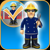 Fireman and Policeman Junior City Heroes - Copy and Draw Fire Rescue Maker Free Game 5star game copy 1 5