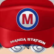 Manga Station, The Best manga reader of japanese comics in french, english, online read or direct download of scans, chapters, full mangas