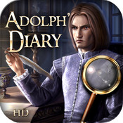 Adolphy`s Hidden Diary HD - hidden object puzzle game
