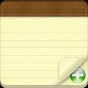 Notepad+ Take Notes & Sync with iCloud, GoogleDocs, Evernote or Email evernote notes