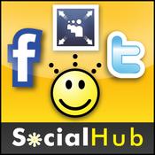 SocialHub for Facebook Twitter Buzz Myspace foursquare SMS Email Meebo: ♛✔☺ and ŜtŷÎëŝ Everywhere