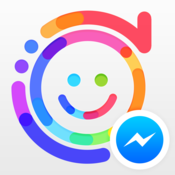 GIF Stickers & Animated Emoticons for Facebook Messenger facebook messenger sticker