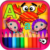 Preschool EduPaint - Free Amazing HD Paint & Learn Educational Activities for Toddlers and Preschool Children!