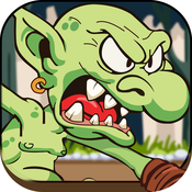 Troll Box Jumper - Angry Creature Survival Game Paid