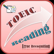 TOEIC Reading Test (Error Recognition) 1635 error