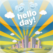 hello day! friends