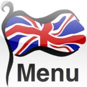 British Menu