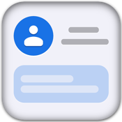 Social Widgets desktopx widgets
