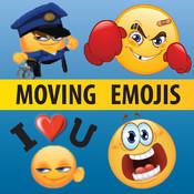 Moving Emojis Magic!