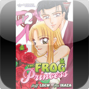 Frog Princess: Issue #2 graphic novel