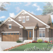 Craftsman - House - Plans