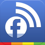 Coverfeed for Facebook HD: explore friends through photos - edit and share experiences