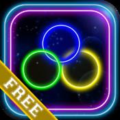 Escape Neon Defender Free - Avoid Kill Zone Droids