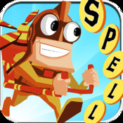SPELL SAM SPELL! SPELLING GAME FOR KIDS fairy search spell