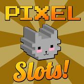 Absolute Pixel Slots - Best Casino Jackpot Slot Machines & Pixel Art Games pixel people