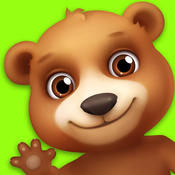BBBear - A fairy tale story in real life: your lovable stuffed animal become a real talking virtual friend!