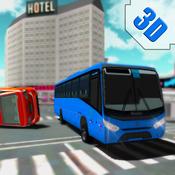 Bus Crash Simulator Crazy Race : Extreme Car Smash Bus Driver Simulation Game bike race