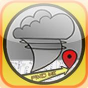 Find Me -- Tornado Safety App