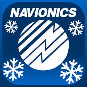 NAVIONICS SKI: maps, routes, tracks, GPS for ski and snowboard