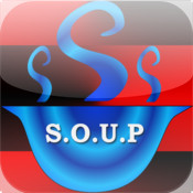 Soup: Alfred Lord Tennyson Edition