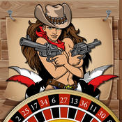 AAA Wild West Girl Gangstar Slots - WIN BIG with FREE Vegas Casino Game Machine on Christmas!