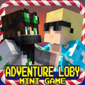 Adventure Loby : Mc Mini Game with Adventure Map