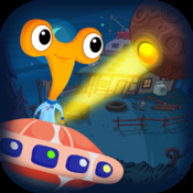 Alien Collection Spaceship Planet Attack - Collect Tiny Green Space Men In Ships Pro