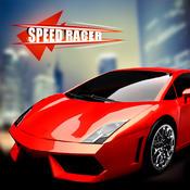 Car Racer Kid-Fun car racing game racer racing smashy