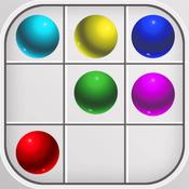 Lines 98 - Color Balls Classic balls