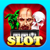 Slots Machine - Horror and Scary Monster Special Edition - Gold Edition