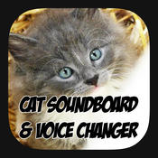 Cat Soundboard with Cat-ify Voice Changer (Includes Kitten Meows and Purring)