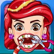 A Cool Princess Dentist Salon Makeover - fun little girls covet fashion princess dress up games for free princess