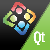 Qt 5 Showcases by V-Play Apps cross platform messaging