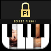 Secret Piano Icon FREE - Piano Lock Vault to Hide Private Photo.s Video.s and Disk Vault free dowanload disk lock