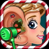 Baby Princess Ear Care Doctor - Royal Princess Ear Spa Make-over Salon Games for Girls & Kids princess