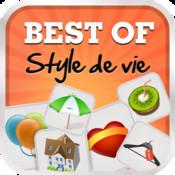 BEST OF Style de vie par AppVIP.com