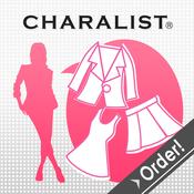 CHARALIST[キャラリスト]:スーツ着せ替えを自撮り写真とコーディネート