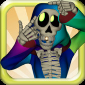 Follow Intuition!Dance Skull boy