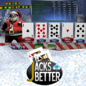 Santa`s Christmas Video Poker (Jacks or Better)
