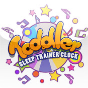 Toddler Sleep Trainer – A visual aid clock and night light for support in night time sleep training immortal night