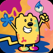 Wubbzy`s Animal Coloring Book